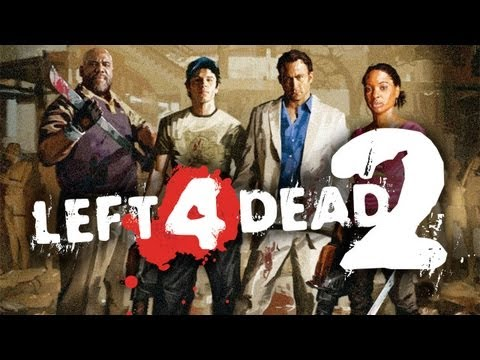 Left 4 Dead 2 Dead Center 12 Minutes Hotel Gameplay (HD 720p) Music Videos