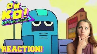 I AM JETHRO!!!   Jethro's All Yours   OK K.O.! Blind Reaction