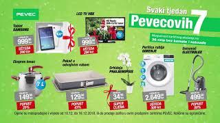 Svaki tjedan Pevecovih 7 - ponuda vrijedi od 10.12. do 16.12.2018.