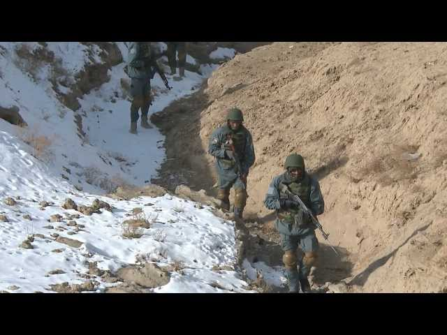 Afghanistan Special Police Training