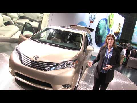 The Lexus of Minivans? - 2011 Toyota Sienna