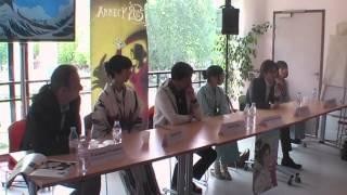 Miss Hokusai. Keiichi Hara . Festival Du Film D'Animation • Annecy