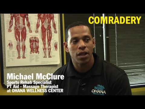 Fremont College Graduate: Michael McClure - Sports and Rehabilitation Therapy