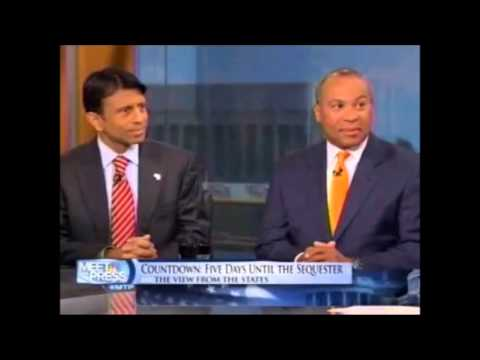 RGA Chairman Bobby Jindal on NBC's Meet The Press