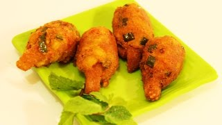 Vegetable Lollipop Or Veg Drumsticks Recipe - Indian Appetizers Recipe