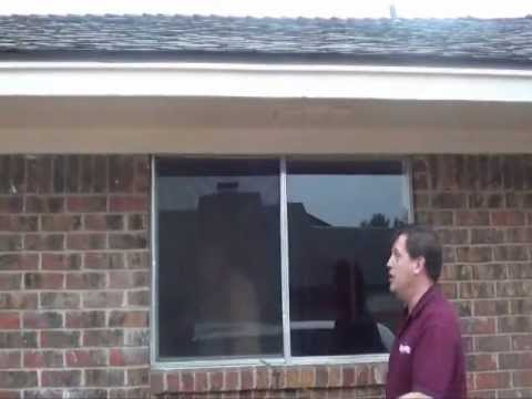 How to install a vinyl window by Lanham Window Company.wmv
