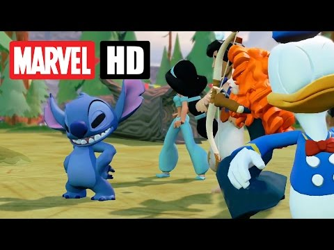 Disney Infinity 2.0: Die Toy Box entdecken – PC Trailer | HD