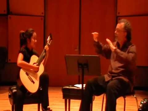 Bach Suite BWV 995. Prelude - played by Jennifer Kim (12)