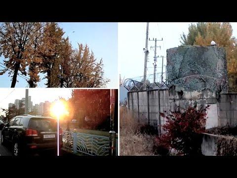 Korean Air Force Base video