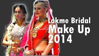 Manish Malhotra Lakme Fashion Week   Lakme Salon For Bridal Makeup By Trends Now TV
