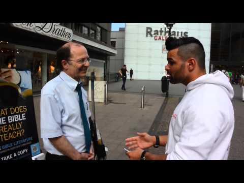 Milano Brandt Vs Zeugen Jehovas Evangelisieren Missionieren Predigt Jesus Christus