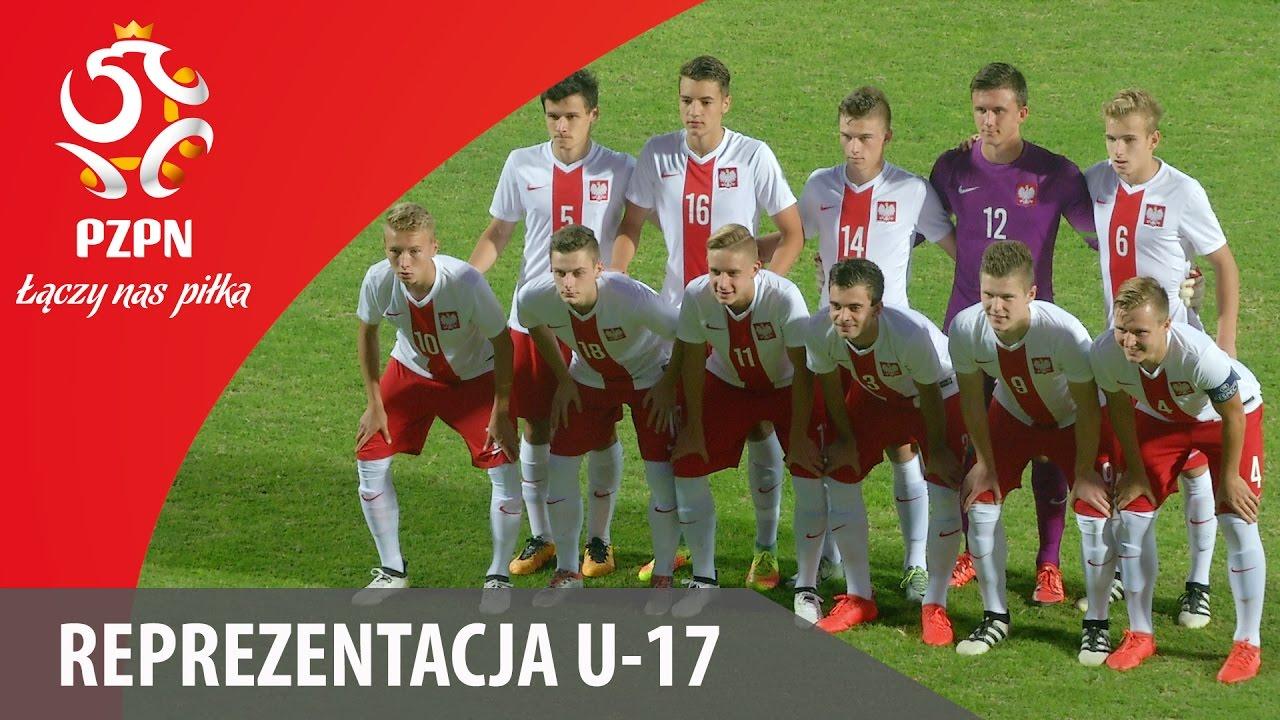 U-17: Skrót meczu Izrael - Polska 3:1