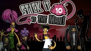 Stick It To The Man #010 - Alptraum und Zombiefabrik [deutsch][720p]