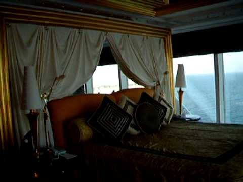 Inside my hotel room at the Burj Al Arab, Dubai (Upstairs)