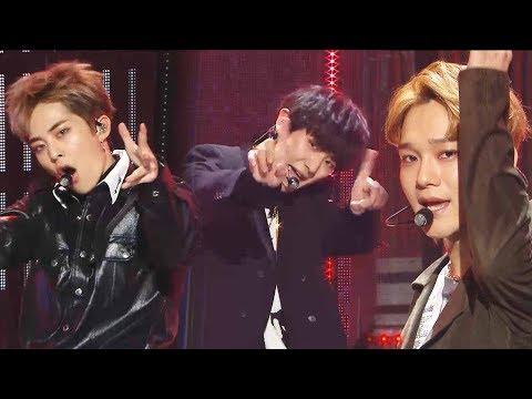[Comeback Stage] EXO -  Tempo  , 엑소 - Tempo Show Music Core 20181103