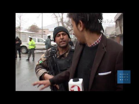 Afghanistan: Media Under Attack