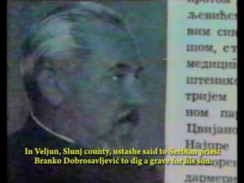 Vatican's Holocaust 2/6 - Nazi Croatia death camps