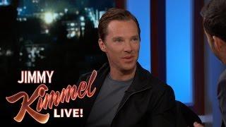 Benedict Cumberbatch Got Coffee Dressed as Dr. Strange