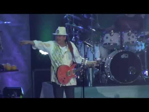 Carlos Santana - Toussa