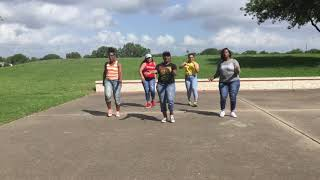 Beyoncé Challenge   Before I Let Go   TMichelle Line Dance   Choreography By Traci M Payne