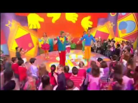 Hi-5 Australia - Cinco Sentidos (nuevo Audio) video