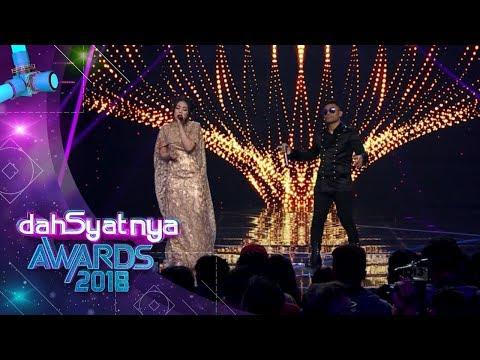 DAHSYATNYA AWARDS 2018   Via Vallen Feat Judika,