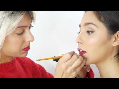 MAKEUP NATAL by DIVAGE