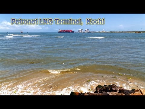Petronet LNG Terminal, Kochi www keralapix com