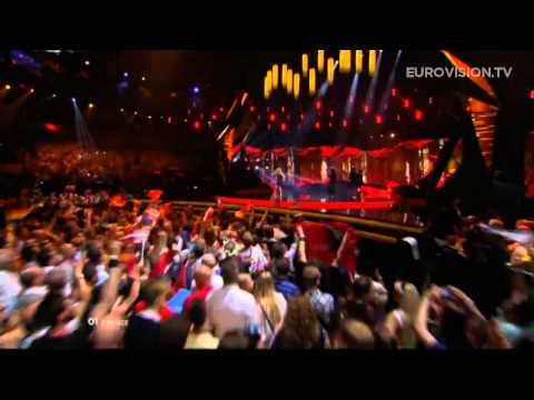 Amandine Bourgeois - L'enfer Et Moi (France) - LIVE - 2013 Grand Final