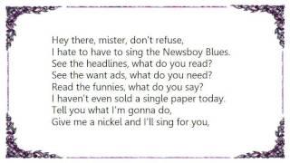 Watch Frank Sinatra Tennessee Newsboy the Newsboy Blues video