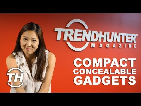 Bond-Worthy iPhone Gadgets: Jen Chae Discusses These Sneaky Devices