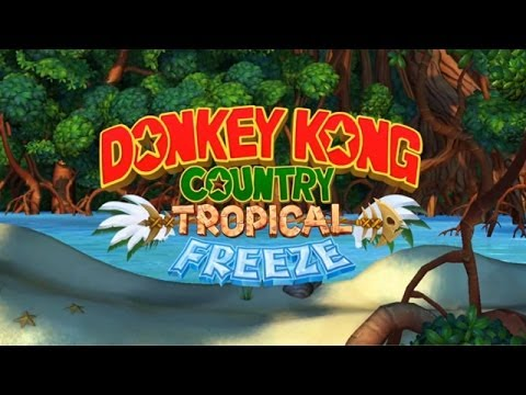 Volcano Dome (Final Boss) - Extended - Donkey Kong Country Tropical Freeze Musik