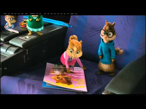 Alvin und die Chipmunks 3 - Chipbruch - Film Clip: Thank You For Choosing Air Alvin (Deutsch/German)