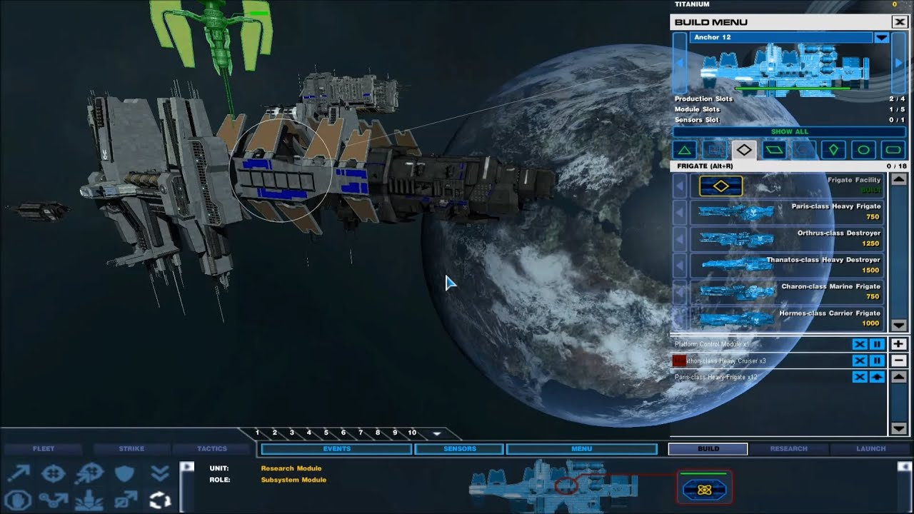 Homeworld Mods Halo Gameplay 6 a Halo Mod