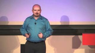 Why Not ditch bosses and distribute power: Brian Robertson at TEDxDrexelU