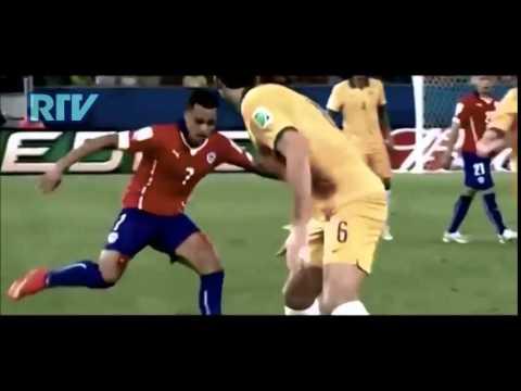 AUSTRALIA VS CHILE 1-3 (Highlights)