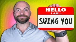 10 Dumbest Things People Sued Over!