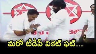 Chalathavada Krishnamurthy joining Janasena