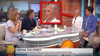 Robotlar Tarafından Söylenen 6 Tüyler Ürpertici Söz - YAPAY ZEKA