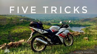 5 LOW COST TIPS TO KEEP MOTORCYCLE IN GOOD CONDITION | MOTO SAPIEN | GoPro |