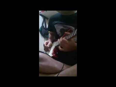 Blues guitar ngawur