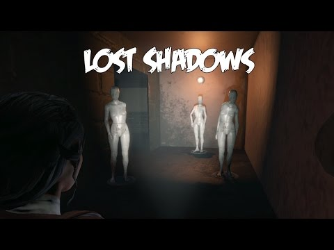 Lost Shadows - Clever 3rd Person Horror Game