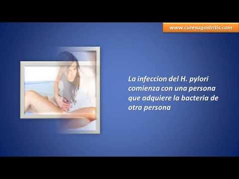 ---►►COMO CURARSE DE LA BACTERIA HELICOBACTER PYLORI◄◄--- METODO NATURAL EFECTIVO