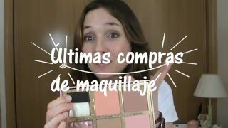 Últimas compras de maquillaje: Benefit, Too Faced y Nars