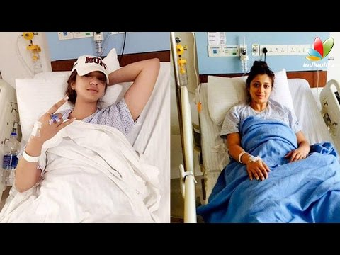 Actress Lakshmi Rai Undergoes Surgery | Hot Tamil Cinema News