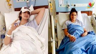 Actress Lakshmi Rai Undergoes Surgery | Hot Tamil Cinema News
