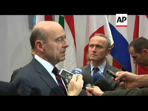 EU foreign ministers to impose Syria sanctions, comment on Iran