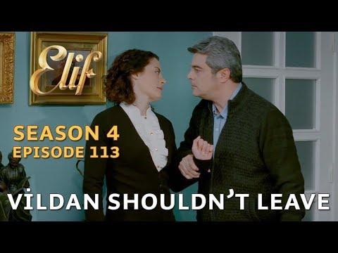 """""""Vildan'ın gitmesini istemiyorum."""" - Elif 673. Bölüm (English & Spanish subtitles)"""