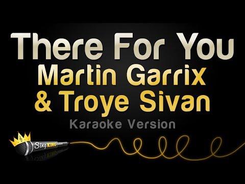 Martin Garrix & Troye Sivan - There For You (Karaoke Version)