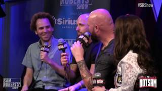 Luke Gallows & Karl Anderson - Stone Cold Impressions - Sam Roberts Live